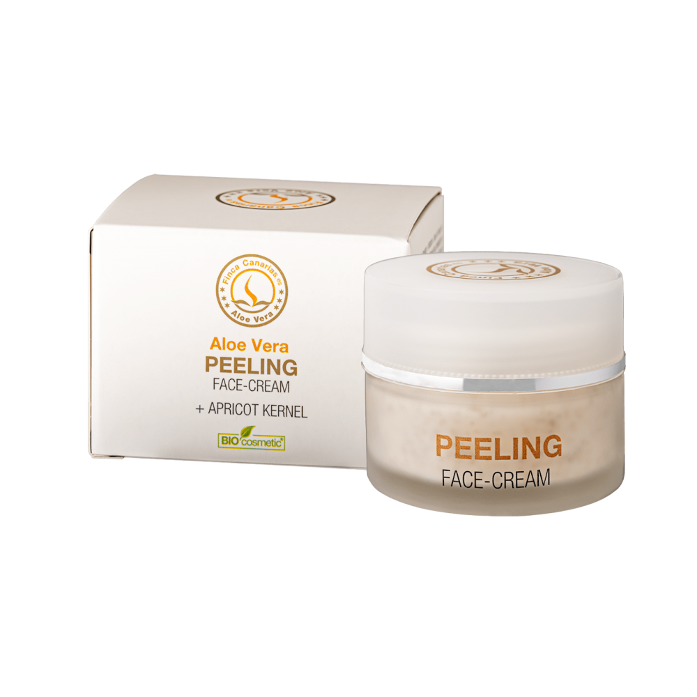Peeling with Apricot Kernel and Fresh...